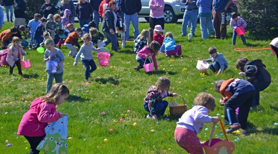 MCC Easter Egg Hunt