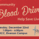 MCC Community Blood Drive