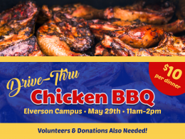 Chicken BBQ at MCC, Elverson Campus
