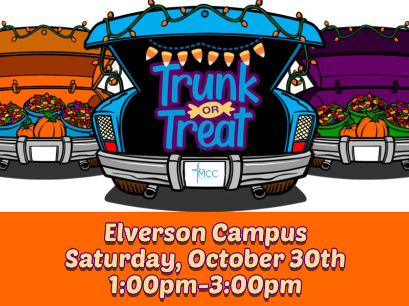 MCC Trunk or Treat 2021 - Elverson Campus